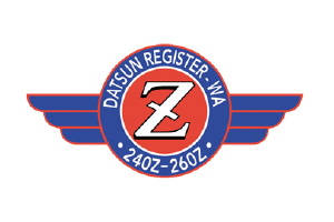 Datsun Z Register WA 240Z and 260Z logo