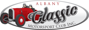 Transparent Albany Classic Motorsport Club logo